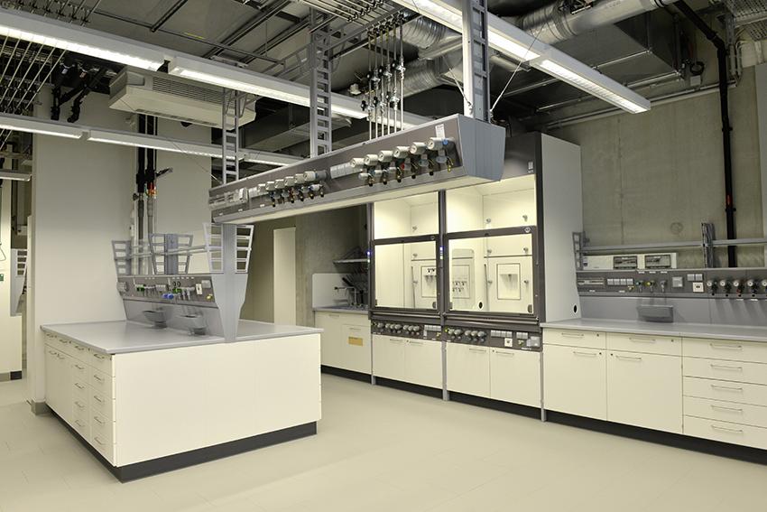 Technische Universität München, Neubau Katalysezentrum, Standort Garching