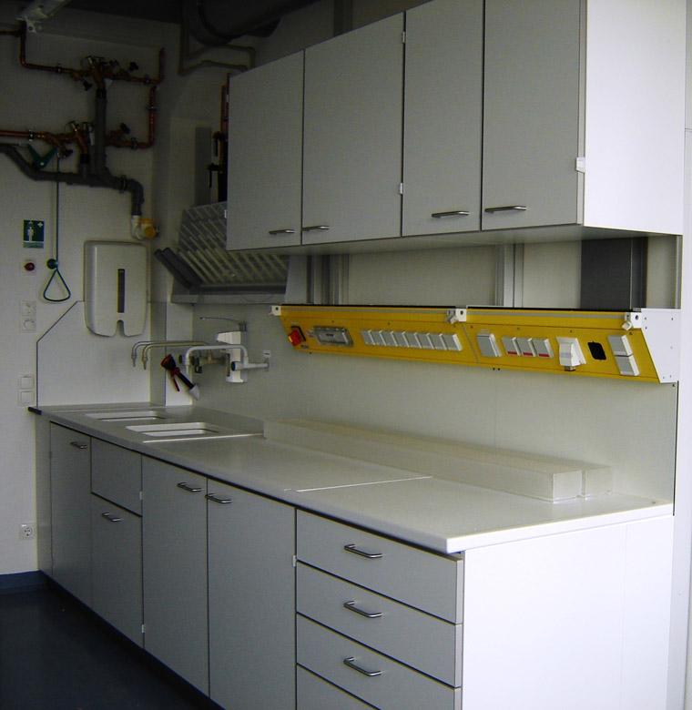 Institut für Anatomie (Etage 3)