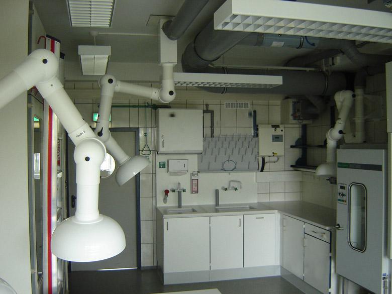 Institut für angewandte Sportbiochemie und Dopinganalytik in Kreischa