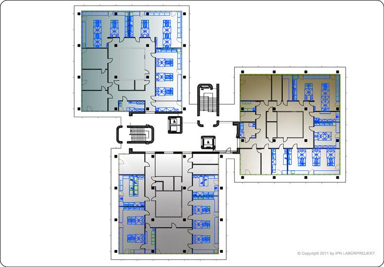 Technische Universität Darmstadt – FB 7 und FB 11 - Chemielabore