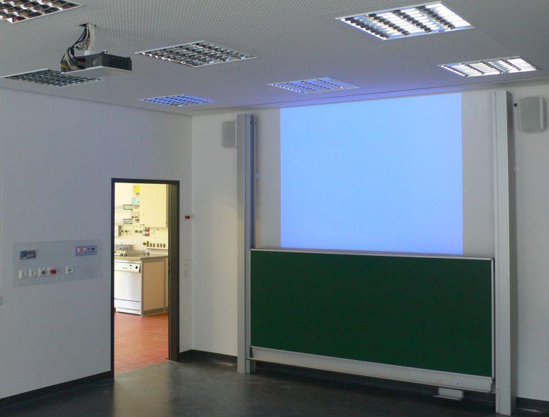 Technische Universität Darmstadt – Umbau Schülerlabor