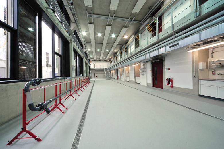 Technische Universität Dresden Neubau Chemische Institute (2. Bauabschnitt)