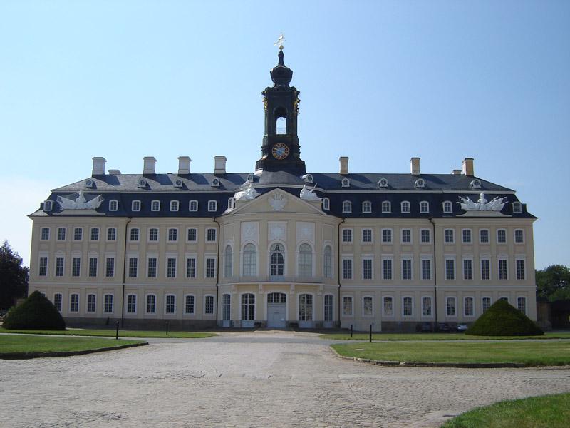 ZErAB-Zentralwerkstatt für die Erhaltung von Archiv- und Bibliotheksgut Schloss Hubertusburg Wermsdorf